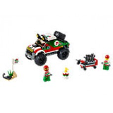 Lego 60115 4 x 4 Off Roader