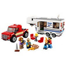 Lego 60182 Pickup & Wohnwagen