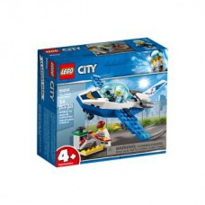 Lego 60206 Polizei Flugzeugpatrouille