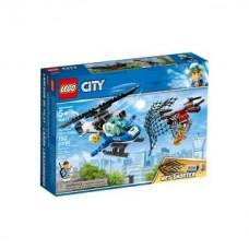 Lego 60207 Polizei Drohnenjagd