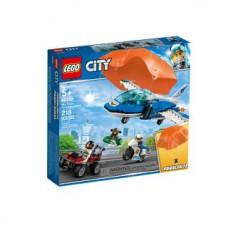 Lego 60208 Polizei Flucht mit dem Fallschirm