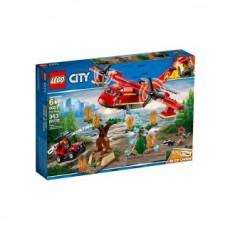 Lego 60217 Löschflugzeug der Feuerwehr