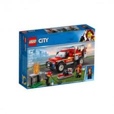 Lego 60231 Feuerwehr-Einsatzleitung