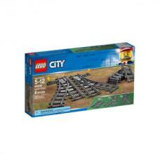 Lego 60238 Weichen