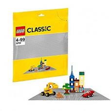 Lego 10701 Grundplatte, grau
