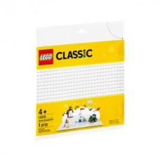 Lego 11010 Bauplatte, weiß
