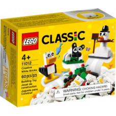 Lego 11012 Kreativ-Bauset mit weißen Steinen