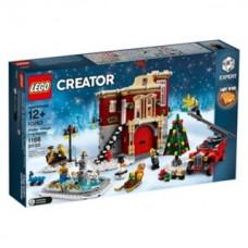 Lego 10263 Winterliche Feuerwache