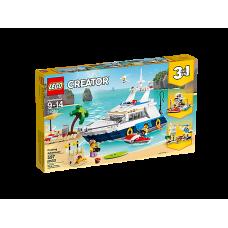 Lego 31083 Abenteuer auf der Yacht