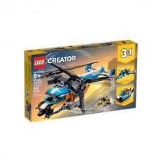 Lego 31096 Doppelrotor-Hubschrauber