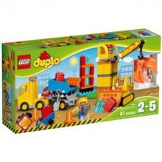 Lego 10813 Große Baustelle