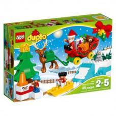 Lego 10837 Winterspaß mit dem Weihnachtsmann