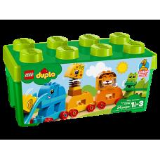 Lego 10863 Meine erste Steinebox mit Ziehtieren