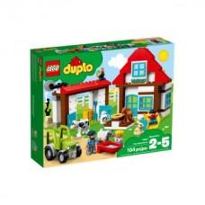 Lego 10869 Ausflug auf den Bauernhof