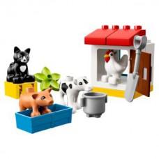 Lego 10870 Tiere auf dem Bauernhof