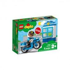 Lego 10900 Polizeimotorrad