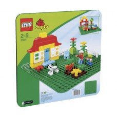 Lego 02304 Grüne Bauplatte