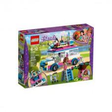 Lego 41333 Olivias Rettungsfahrzeug