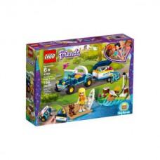 Lego 41364 Stephanies Cabrio mit Anhänger