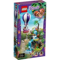 Lego 41423 Tiger-Rettung mit Heißluftballon