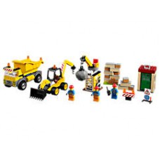 Lego 10734 Große Baustelle