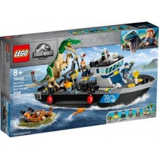Lego 76942 Flucht des Baryonyx