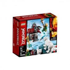 Lego 70671 Angriff des Eis-Samurai