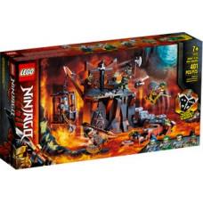 Lego 71717 Reise zu den Totenkopfverliesen