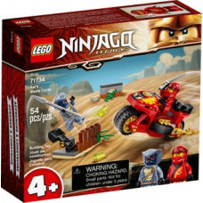 Lego 71734 Kais Feuer-Bike
