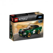 Lego 75884 Speed Campions Ford Mustang Fastback