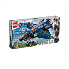 Lego 76126 Ultimativer Avengers-Quinjet