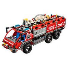 Lego 42068 Flughafen Löschfahrzeug
