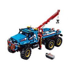 Lego 42070 Allrad-Abschleppwagen