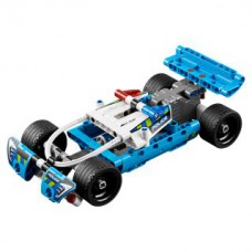 Lego 42091 Polizei-Verfolgungsjagd