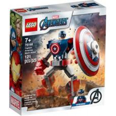 Lego 76168 Captain America Mech