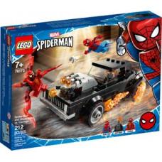 Lego 76173 Spider-Man und Ghost Rider vs. Carnage