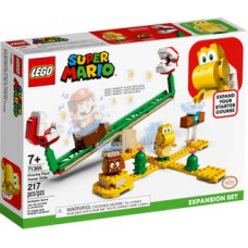 Lego 71365 Super Mario Piranha-Pflanze-Powerwippe – Erweiterungsset