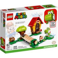 Lego 71367 Super Mario Marios Haus und Yoshi – Erweiterungsset