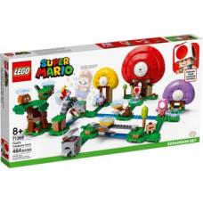 Lego 71368 Super Mario Toads Schatzsuche – Erweiterungsset