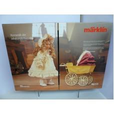 Märklin 16111 Puppenwagen, historisch, mit Heidi-Ott-Puppe