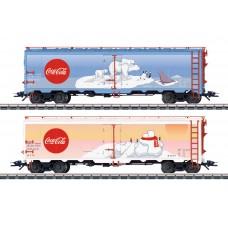 """Märklin 45687 Güterwagen-Set """"Coca-Cola®"""""""