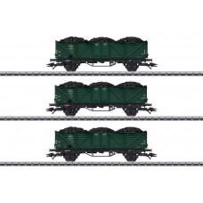 Märklin 46029 Hochbordwagen-Set