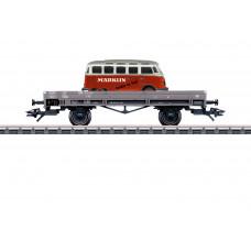 Märklin 46005 Niederbordwagen Bauart X-05
