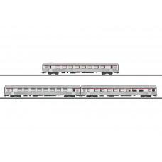 Märklin 41879 Set mit 3 TEE-Schnellzugwagen PBA