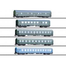 """Märklin 42982 Reisezugwagen-Set """"Deutsche Reichsbahn der DDR"""""""
