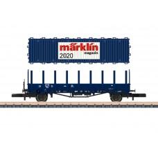 Märklin 80830 Märklin Magazin-Jahreswagen Spur Z 2020