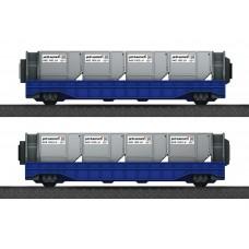 Märklin 44117 Wagen-Set Airport Jettainer
