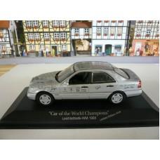 "Minichamps 05990 Mercedes C 180 ""Car of the World Champions"""