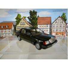 Cursor-Modell 1084 Mercedes-Benz 200-300 E, schwarz