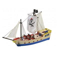 Artesania Latina 900509 Piraten-Schiff